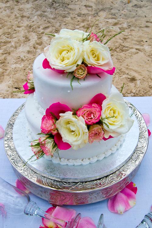Caribbean Wedding Cakes Uk