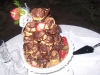 chocolate-caribbean-wedding-cake