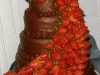 strawbery-chocolate-caribbean-wedding-cake
