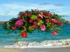 caribbean-wedding-beach-wedding-flowers