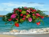 caribbean-wedding-beach-wedding-flowers