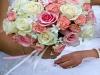 caribbean-wedding-bride-flowers