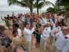 barbados-wedding-party-cheers