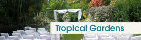 Tropical Garden Caribbean Weddings