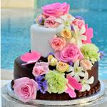 Caribbean Wedding Cakes