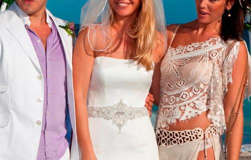 Fashion for Caribbean Wedding