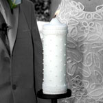 Barbados Wedding Unity Candle
