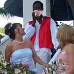 Barbados Wedding Conch Shell Blower