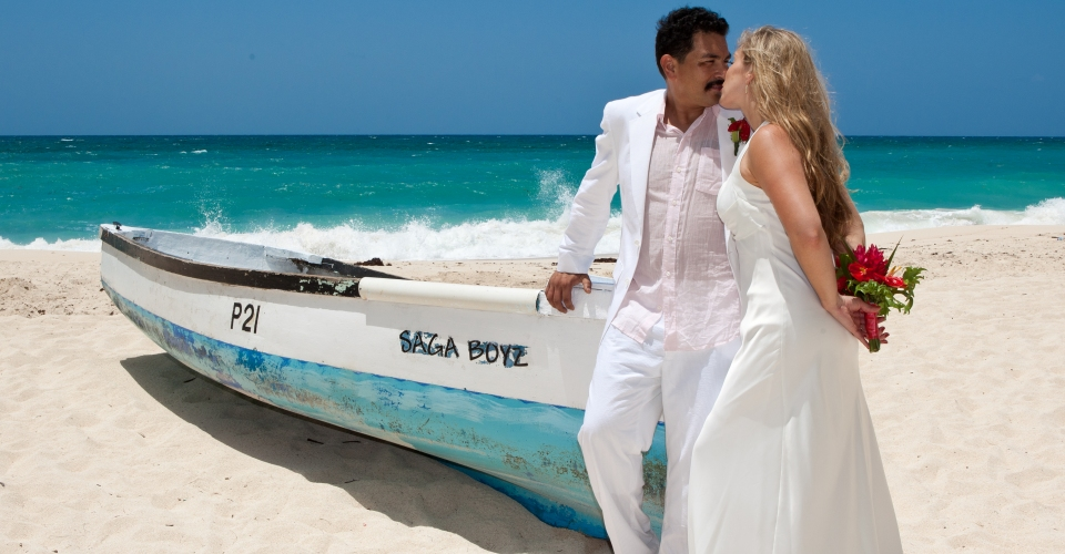 Stacy and Rey - Barbados Wedding
